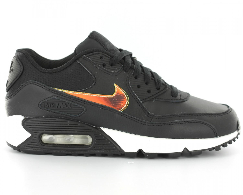air max 90 noir et dore homme,Nike Air Max 90 Premium noire et or ...